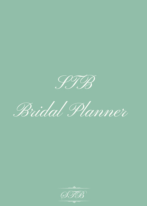 STB Bridal Planner Cover