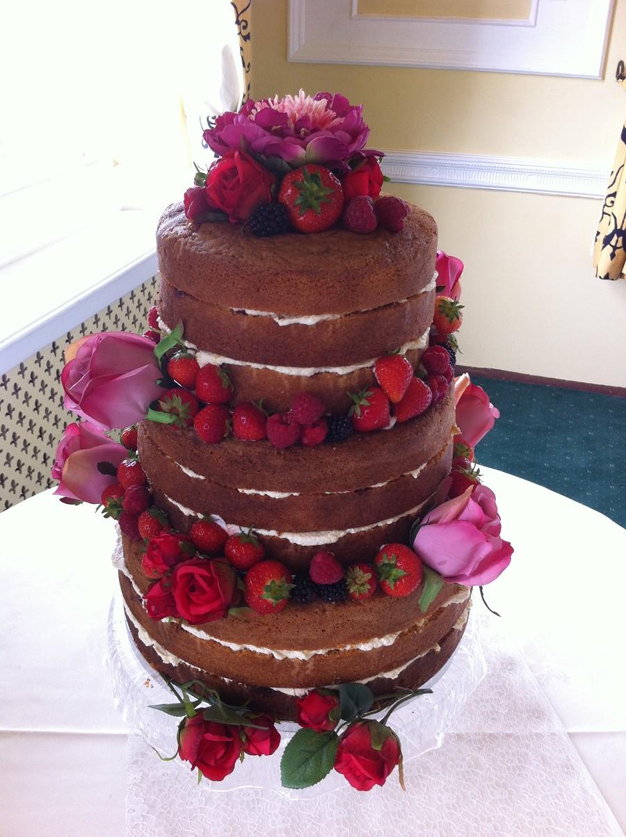 Review: Cake, cake, cake