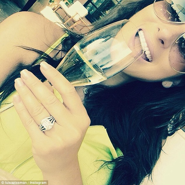 Did Luisa Zissman Secretly Get Married?