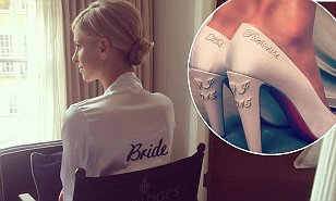Only the best pre-wedding activites for Nicky Hilton!