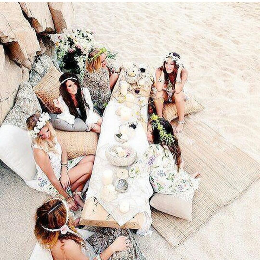 Boho Bridal Shower Inspiration