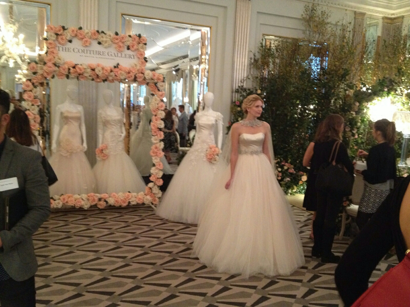 STB attends Quintessentially Atelier at Claridge's
