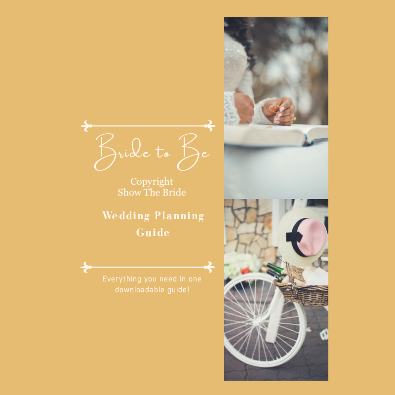 Wedding Planning Downloads- New Products