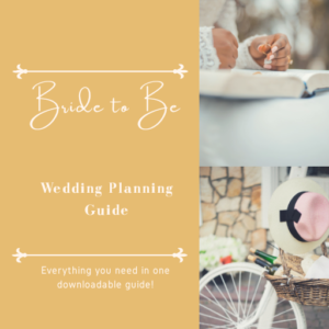 Wedding Planning Guide PDF