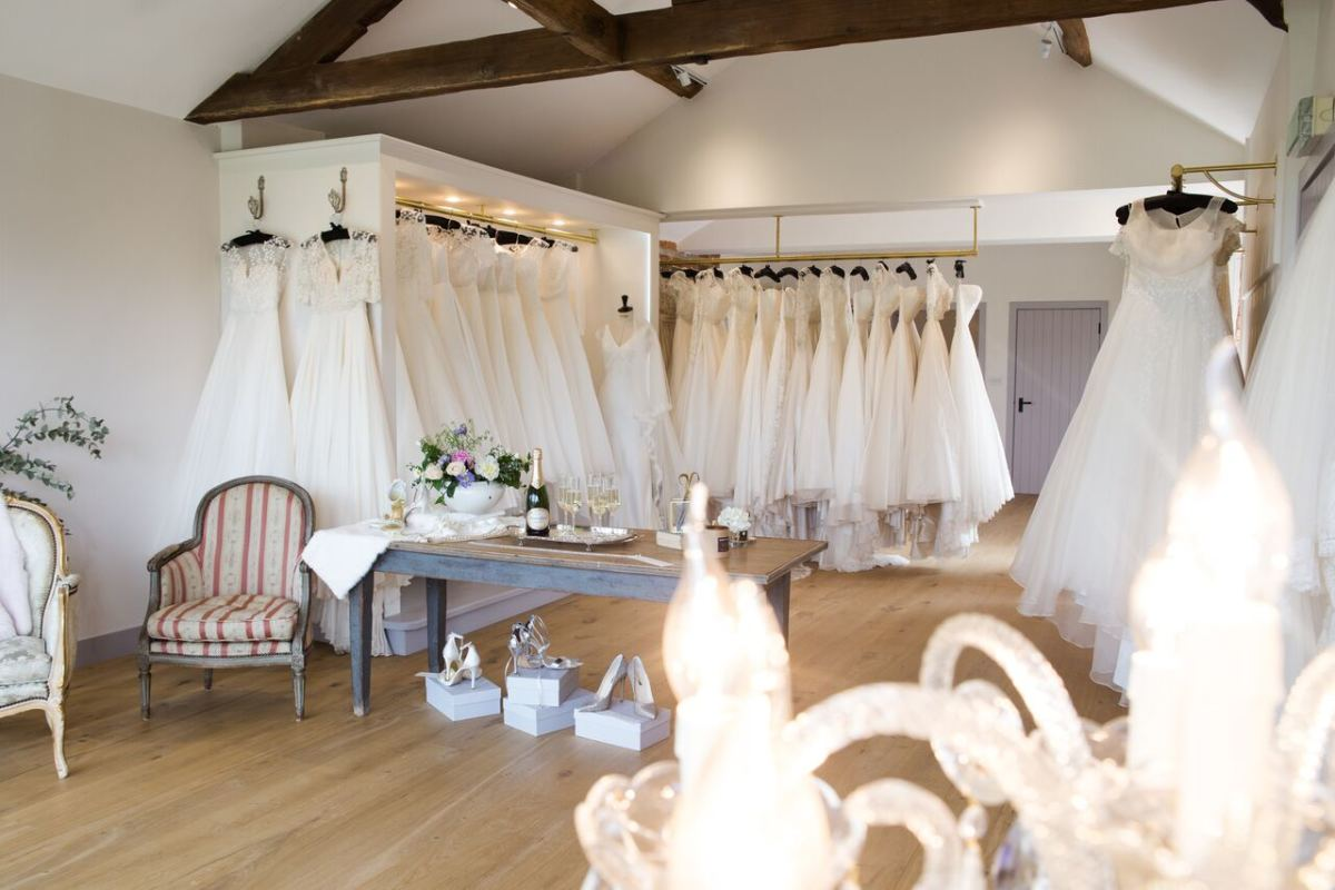 Lyn Ashworth's Bridal Boutique Opening