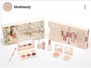 KKW Beauty make-up