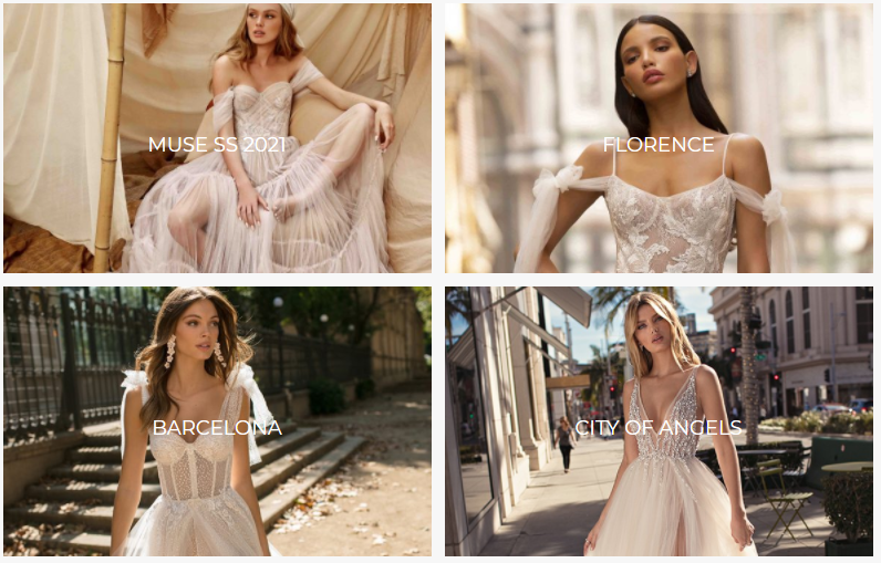 Berta Bridal Gowns – Everything you need to know